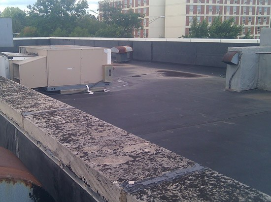 Low Slope Inspections Durable Roofing